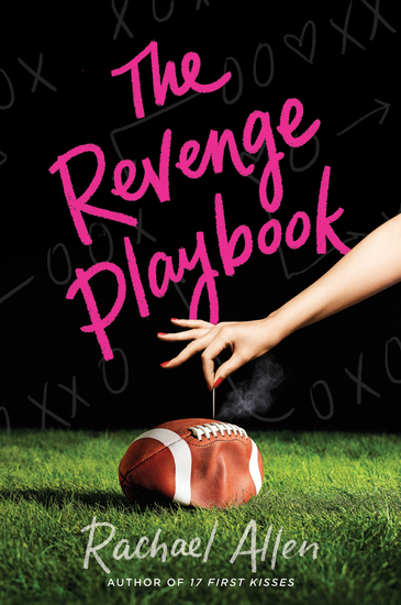 The Revenge Playbook - cover