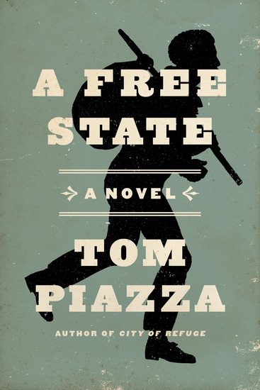 A Free State - A Novel - cover