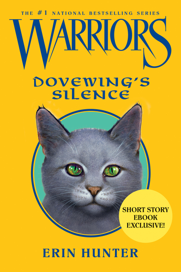 Warriors: Dovewing's Silence - cover
