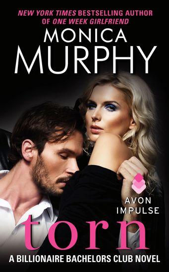 Torn - A Billionaire Bachelors Club Novel - cover