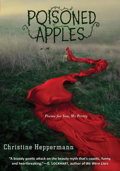 Poisoned Apples - Poems for You My Pretty - cover
