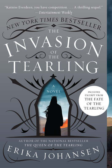 The Invasion of the Tearling - A Novel - cover
