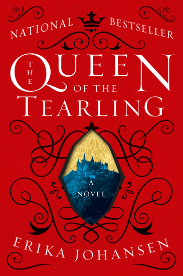 The Queen of the Tearling - A Novel - cover