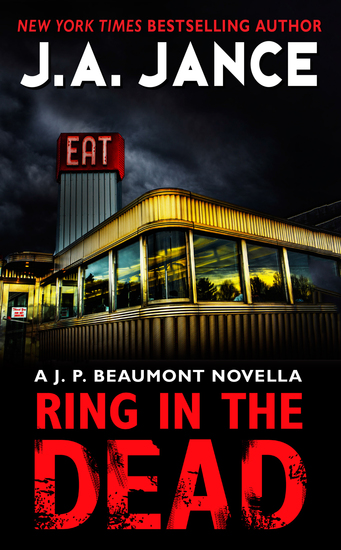 Ring In the Dead - A J P Beaumont Novella - cover
