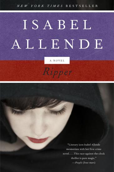 Ripper - A Novel - cover