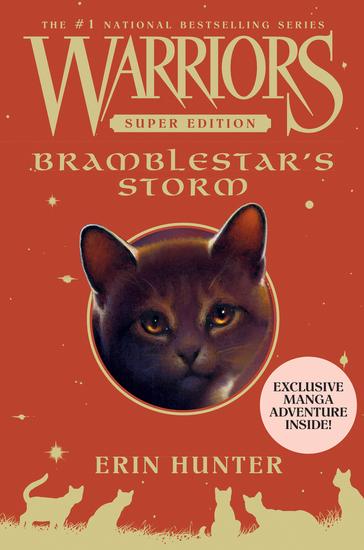 Warriors Super Edition: Bramblestar's Storm - cover