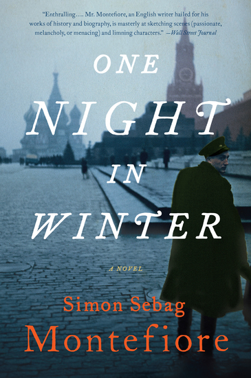 One Night in Winter - A Novel - cover