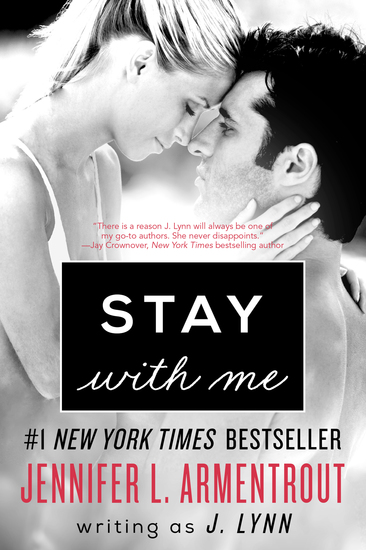 Stay with Me - A Novel - cover