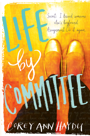 Life by Committee - cover