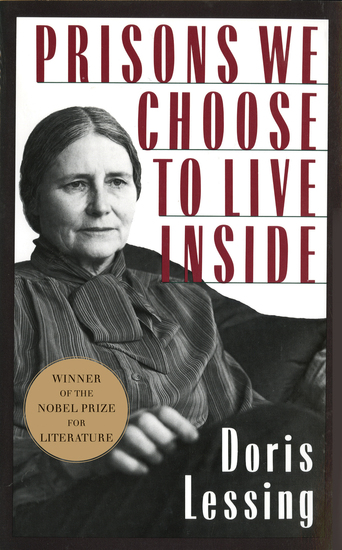 Prisons We Choose to Live Inside - cover
