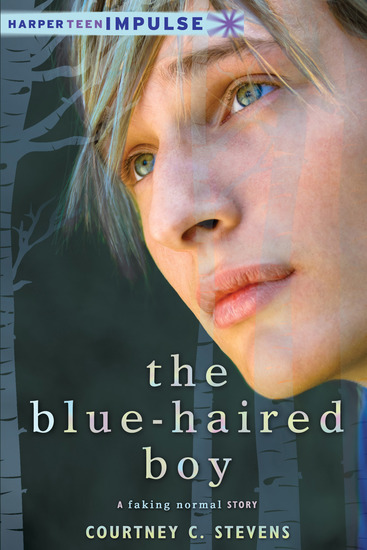 The Blue-Haired Boy - cover