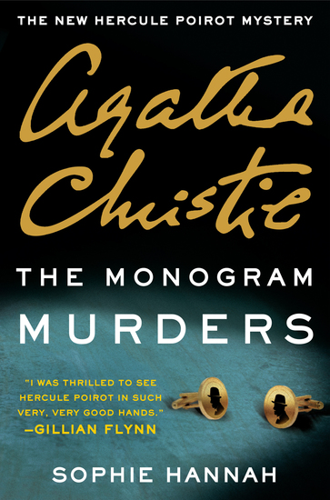 The Monogram Murders - A Hercule Poirot Mystery - cover