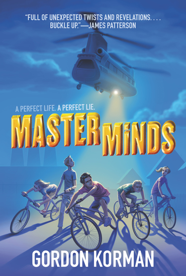 Masterminds - cover