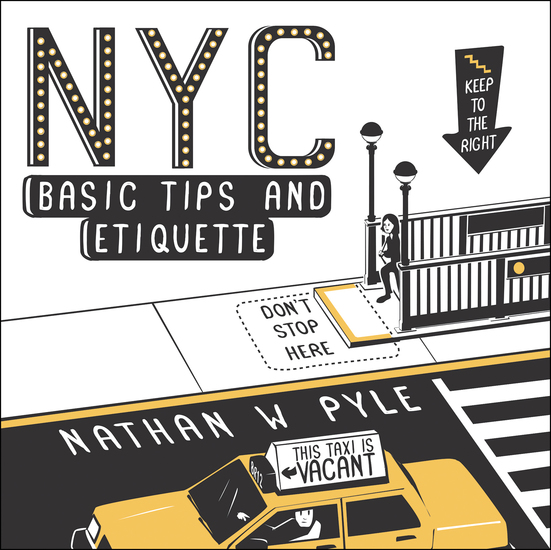 NYC Basic Tips and Etiquette - cover