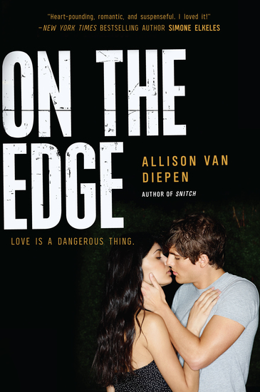 On the Edge - cover