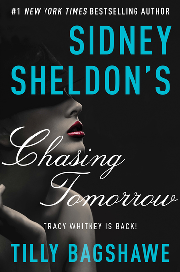 Sidney Sheldon's Chasing Tomorrow - cover