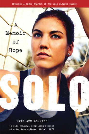 Solo - A Memoir of Hope - cover