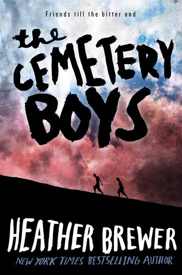 The Cemetery Boys - cover