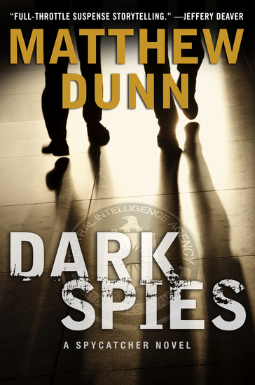 Dark Spies - A Will Cochrane Novel - cover