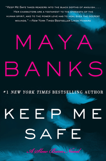 Keep Me Safe - A Slow Burn Novel - cover