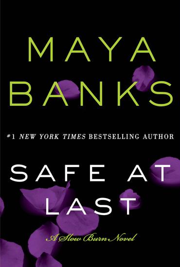 Safe at Last - A Slow Burn Novel - cover