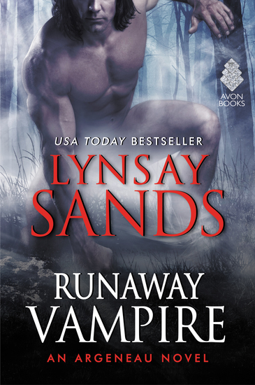 Runaway Vampire - An Argeneau Novel - cover