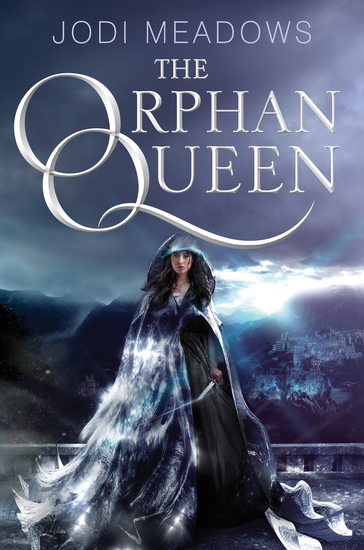 The Orphan Queen - cover