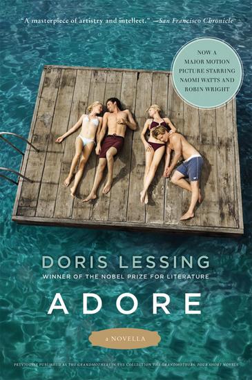 Adore - A Novella - cover