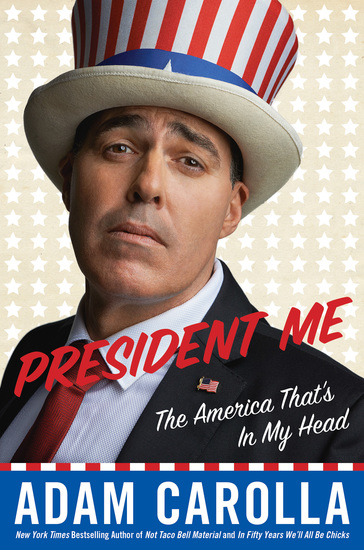 President Me - The America That's in My Head - cover