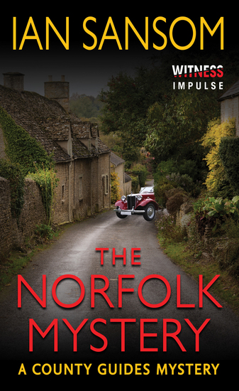 The Norfolk Mystery - A County Guides Mystery - cover
