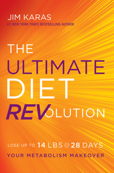 The Ultimate Diet REVolution - Your Metabolism Makeover - cover