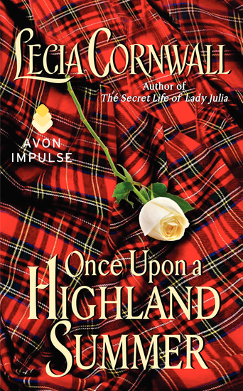 Once Upon a Highland Summer - cover