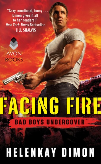 Facing Fire - Bad Boys Undercover - cover