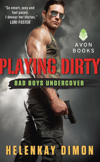 Playing Dirty - Bad Boys Undercover - cover