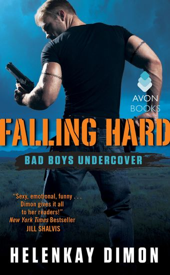 Falling Hard - Bad Boys Undercover - cover