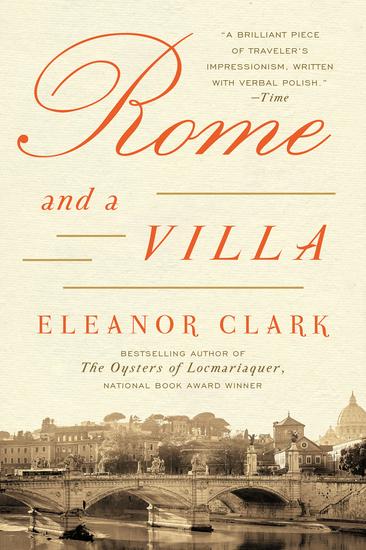 Rome and a Villa - cover