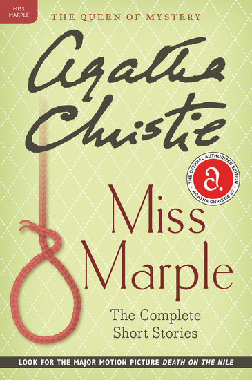 Miss Marple: The Complete Short Stories - A Miss Marple Collection - cover
