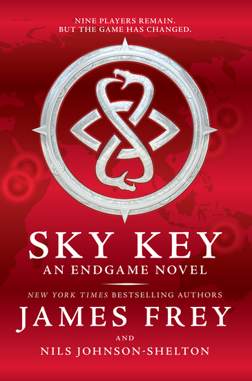 Endgame: Sky Key - cover