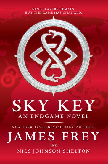 Endgame: Sky Key - cover