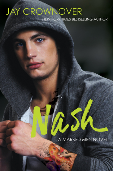 Nash - A Marked Men Novel - cover