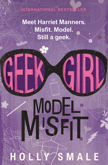 Geek Girl: Model Misfit - cover