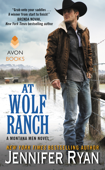 At Wolf Ranch - A Montana Men Novel - cover