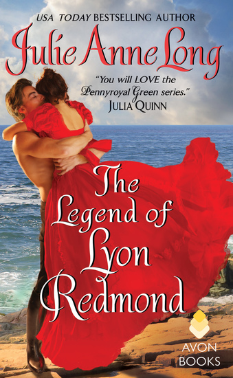 The Legend of Lyon Redmond - Pennyroyal Green Series - cover