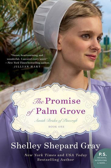 The Promise of Palm Grove - Amish Brides of Pinecraft Book One - cover
