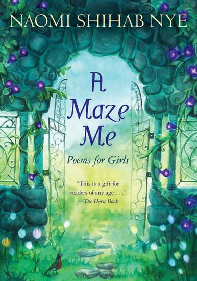 A Maze Me - Poems for Girls - cover