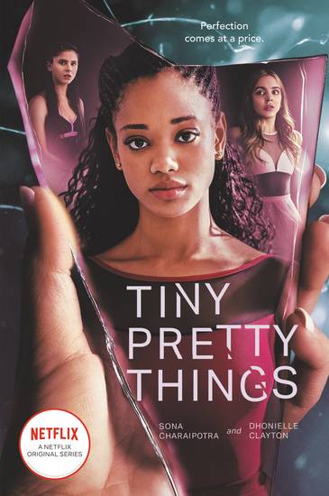Tiny Pretty Things - cover