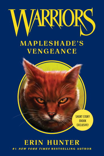 Warriors: Mapleshade's Vengeance - cover