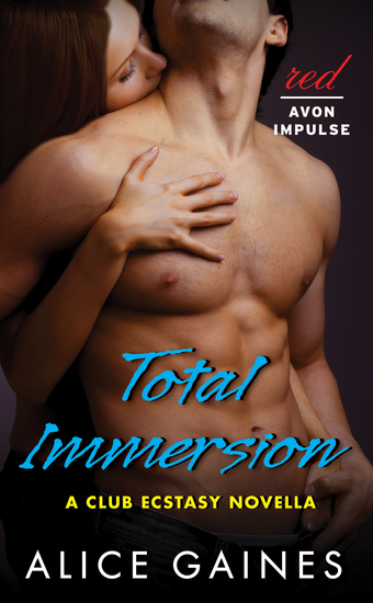 Total Immersion - A Club Ecstasy Novella - cover