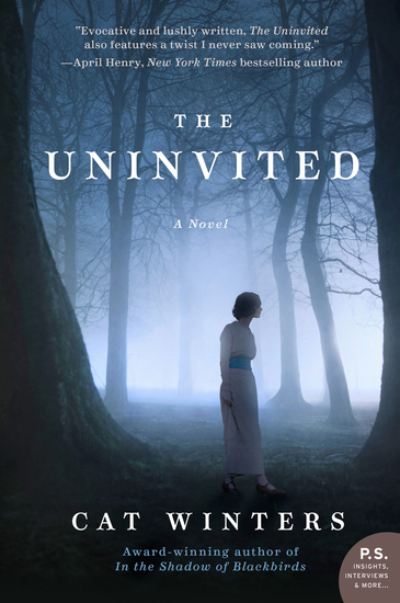 The Uninvited - A Novel - cover