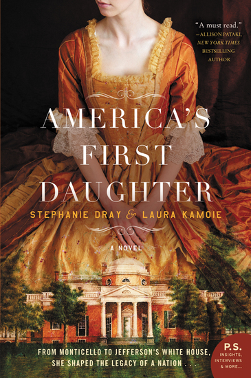 America's First Daughter - A Novel - cover